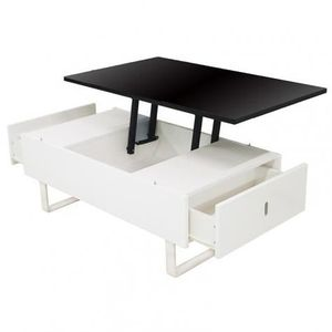 table basse carre laquee blanc achat vente table basse carre laquee blanc pas cher cdiscount. Black Bedroom Furniture Sets. Home Design Ideas