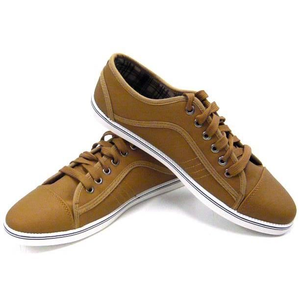 sportif Hommes chaussures loisir Sneaker camel 41 Ng0yh4Sd