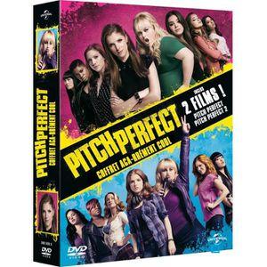 DVD FILM PITCH PERFECT 1+2 - COFFRET DVD