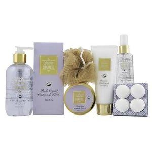 COFFRET CADEAU CORPS Coffret cadeau coffret de bain au doux parfum de l