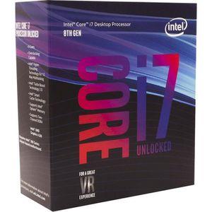 PROCESSEUR Processeur i7-8700K 3.7GHz