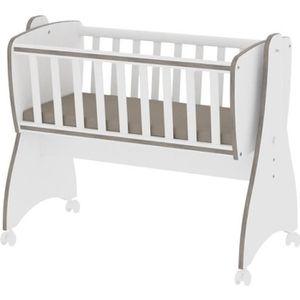 BERCEAU ET SUPPORT Berceau bébé /Lit évolutif (+ mode bascule) First