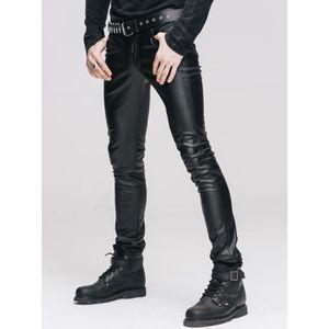 262b6de663f77 Pantalon gothique homme - Achat   Vente pas cher
