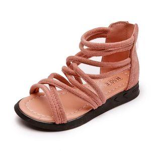 new style d34a4 79435 SANDALE - NU-PIEDS Enfant Sandales Fille Bébé Mode Chaussures pour en ...