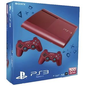 CONSOLE PS3 Sony Playstation 3 500GB (9289159)