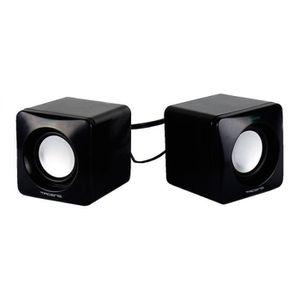 ENCEINTES ORDINATEUR Tacens Anima AS1 - Haut-parleurs d'ordinateur (8 W
