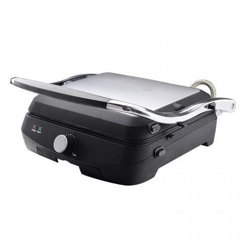 GRILL VIANDE PANINI TOAST INOX SEMI PRO - Achat / Vente grill ...