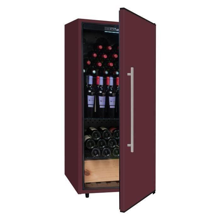 CAVE À VIN CLIMADIFF CDP159 - Cave à vin polyvalente - 160 bo