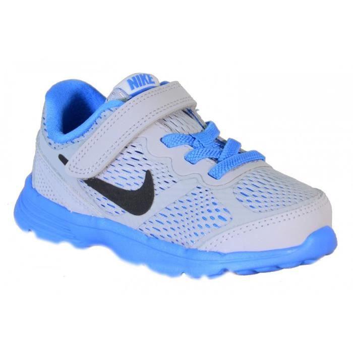 Pour Cuir Nike Garçon Fusion Run Toile 3tdvChaussures Sport Gris Kids De 654154 shtrdCxQB