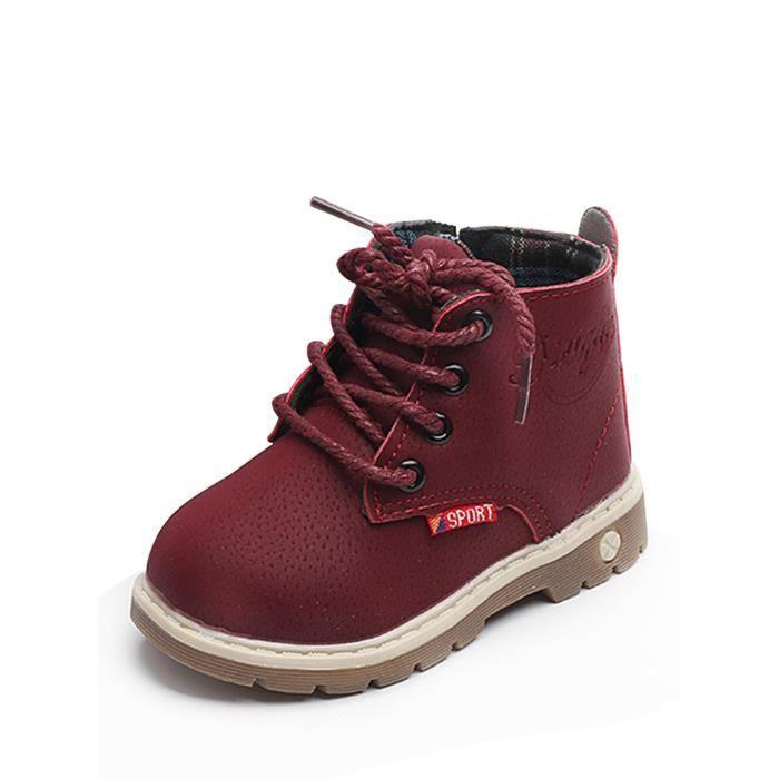 enfants Boy Fermeture Martin 10534710 Chaussures pour Bottes de Zip mode w4nUA0