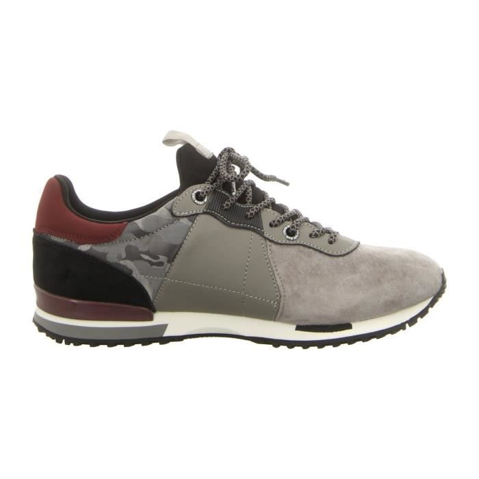 Baskets Tinker Racer Mix taupes-grises (45 - Gris)