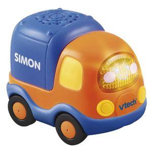 TUT TUT Bolides Véhicules Simon le petit camion