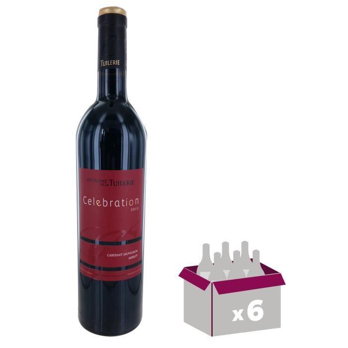 Cabernet Sauvignon - 75 clVIN ROUGE