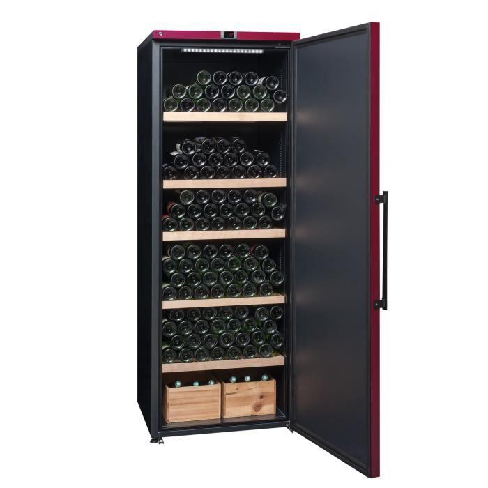 LA SOMMELIERE VIP 315P - Cave à vin de vieillissement - 325 bouteilles - Pose libre - Classe A+ - L