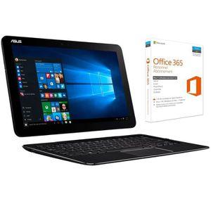 ASUS Transformer Book Pro PC 2-en-1 T302CA-FL015T tactile 12,5\