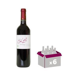 VIN BLANC Château La Brie 2015 Bergerac - Vin rouge du Sud-O
