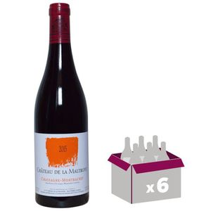 VIN ROUGE Château de la Maltroye 2015 Chassagne Montrachet -