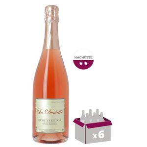VIN ROSÉ Domaine de la Dentelle 2015 Bugey Cerdon - Vin ros