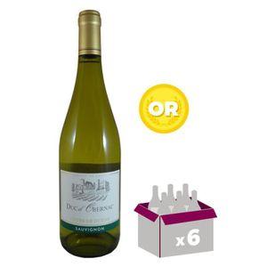 VIN BLANC DUC D'OBERNAC 2015 Côtes de Duras Vin du Sud Ouest