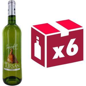 VIN BLANC Impératrice 2015 Tursan - Vin blanc du Sud Ouest