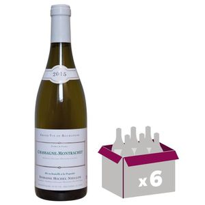 VIN BLANC Domaine Michel Niellon 2015 Chassagne-Montrachet -