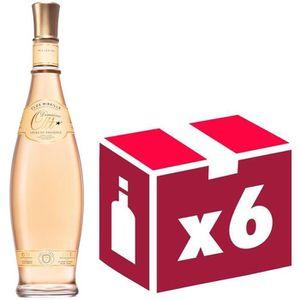 VIN ROSÉ Domaine Ott 2015 Côtes de Provence -Vin rosé de Pr