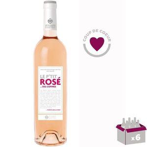 VIN ROSÉ Le P'tit Rosé des Copines IGP Méditerranée - Vin r
