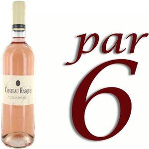VIN ROSÉ Château Rasque 2015 Côtes de Provence - Vin rosé d