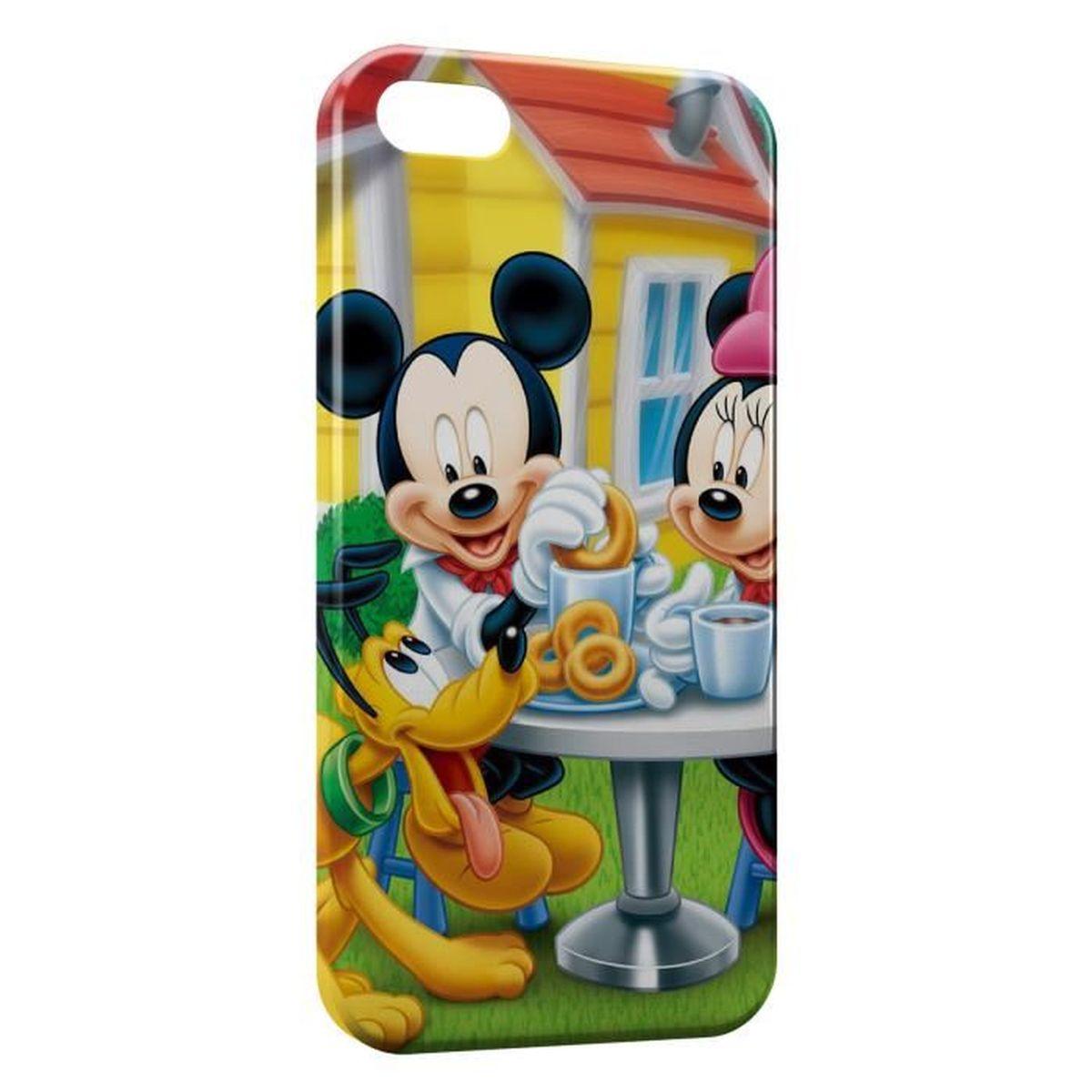 coque iphone 6 mickey minnie
