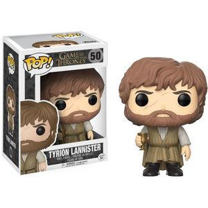FIGURINE - PERSONNAGE Figurine Funko Pop! Game Of Trones : Tyrion Lannis