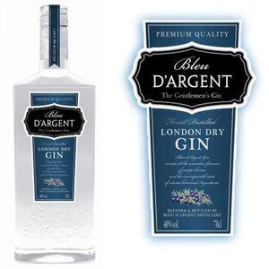 GIN Gin Bleu d'Argent 40° 70cl