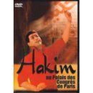 DVD MUSICAL HAKIM AU PALAIS DES CONGRES DE PARIS