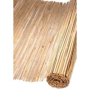 Panneau bambou exterieur - Achat / Vente pas cher