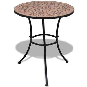 Table mosaique - Achat / Vente pas cher