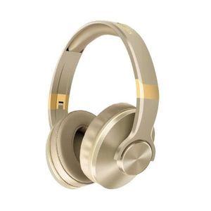 CASQUE - ÉCOUTEURS OVLENG Stéréo Sans fil écouteur Bluetooth casque a