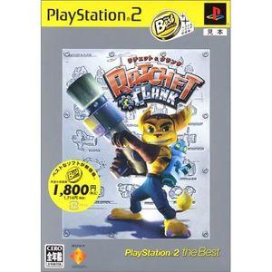 JEU CONSOLE RÉTRO Ratchet & Clank (PlayStation2 the Best) [Japon Imp