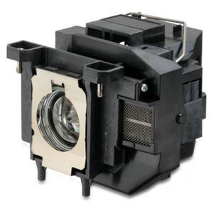 Lampe vidéoprojecteur Lampe compatible pour EPSON EB-W12 - ELPLP67 / V13