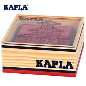 ASSEMBLAGE CONSTRUCTION Jeu de construction Kapla 40 planchettes boite ...