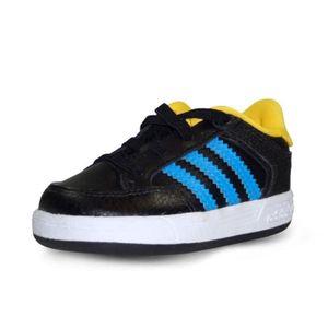 CHAUSSURES BASKET-BALL Adidas varial I noir bébé