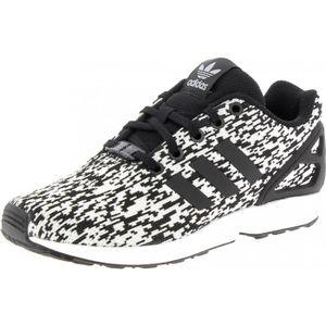 purchase cheap e2014 7b78b CHAUSSURES MULTISPORT Adidas - Adidas Zx Flux J Chaussures de Sport Blan