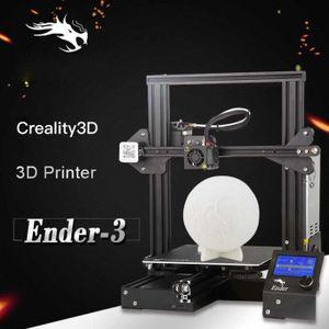 IMPRIMANTE 3D Creality3D Ender-3 Imprimante 3D Imprimante DIY Ki