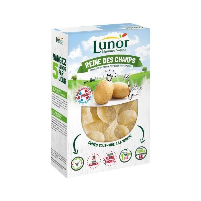 823e3ba90a6 Pommes de terre Reine des champs Lunor - 400 g - Achat   Vente ...
