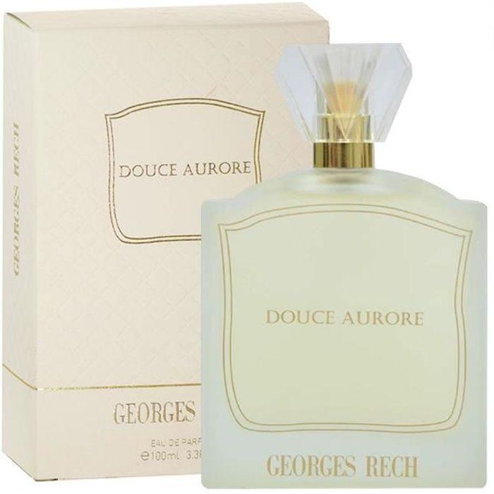 Douce Aurore Par Georges Rech Eau De Parfum 100ml Achat Vente