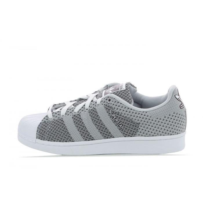 new arrival 895e4 789e0 Basket adidas Originals Superstar Weave - S77854