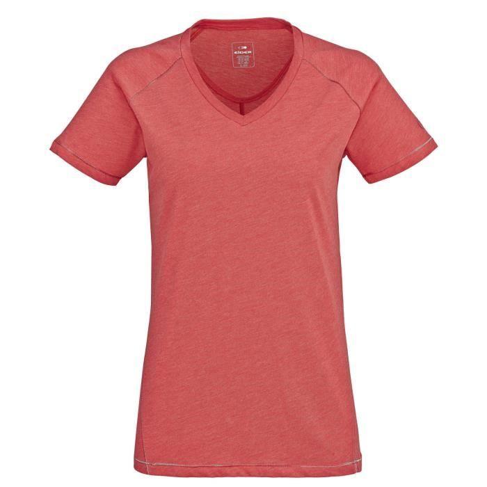 Tee-shirt randonnée Enjoy Tee - femme - Prix pas cher - Cdiscount a4a61edbbb4a