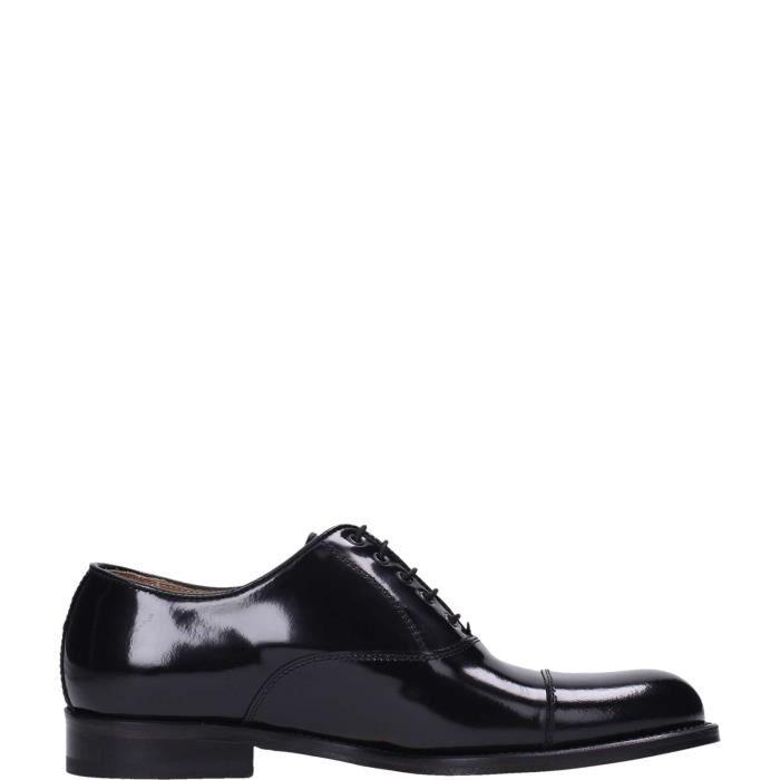 Alexander Lace Shoes Homme Black