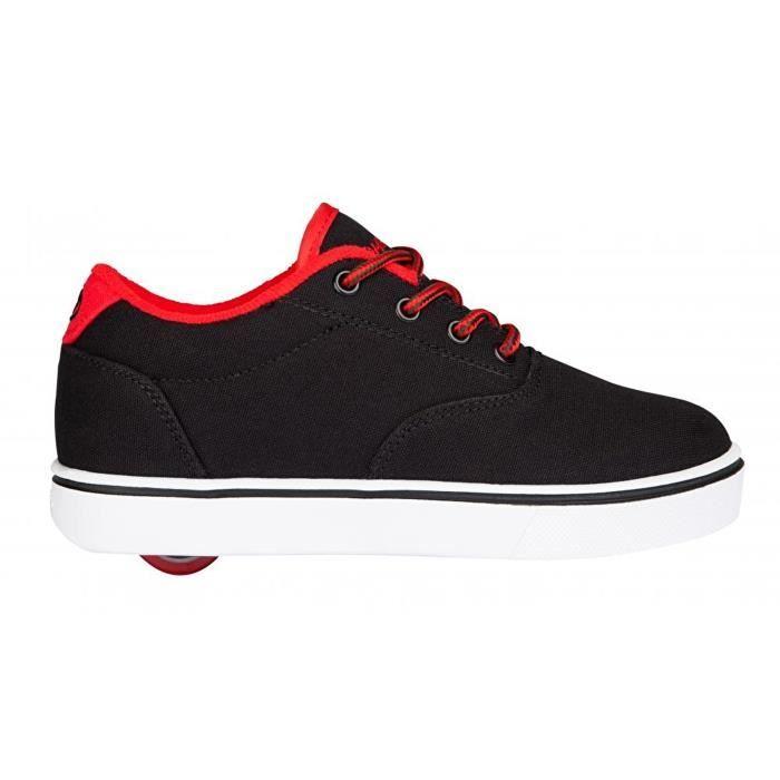 Heelys - Chaussures à roulettes Launch (771016) - noir/noir/rouge