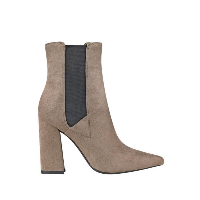 054002aa74a Ff2dn De Breki Cheville 2 Guess Brey Noir Féminin Chaussures P6x0qZ