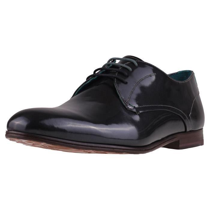 Ted Baker Fonntan Hommes Chaussures Gris foncé - 10 UK