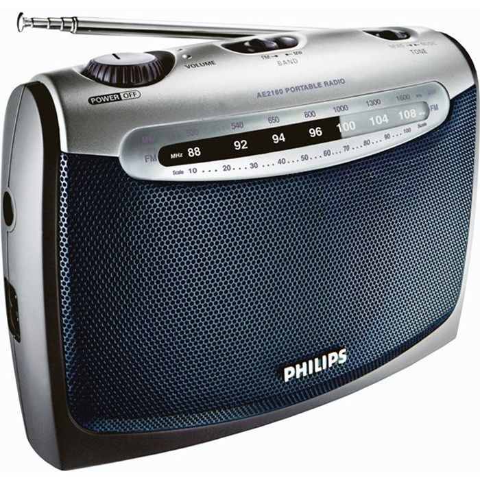 philips ae2160 radio portable radio cd cassette avis et. Black Bedroom Furniture Sets. Home Design Ideas